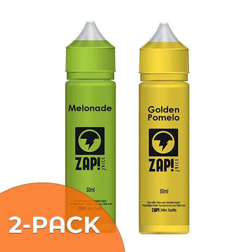 2 pack - Zap!