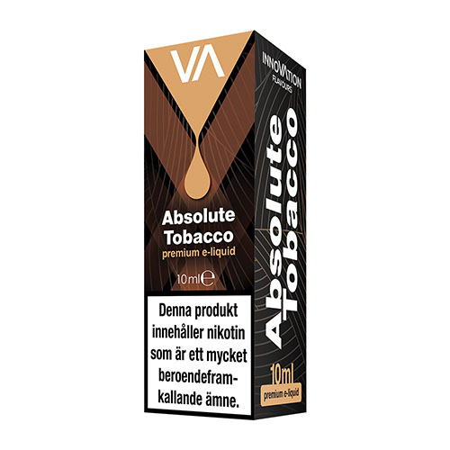 Absolute Tobacco - Innovation  in the group Landing Pages / E-Liquid at cigge.se|store (3)