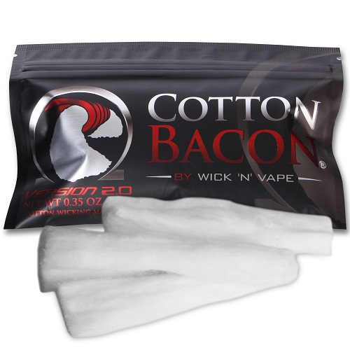 Cotton Bacon V2 - Wick 'N' Vape in the group Landing Pages / Accessories at cigge.se|store (53168)