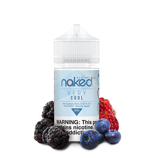 Very Cool (Shortfill) - Naked 100 in the group Landing Pages / E-Liquid at cigge.se|store (80508)