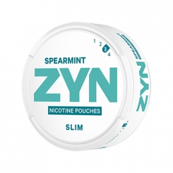 ZYN Slim Strong Spearmint