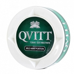 Qvitt Wild Mint Portion