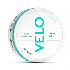 LYFT Mint Slim All White Portion
