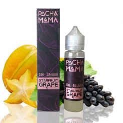 Starfruit Grape (Shortfill) - Pachamama