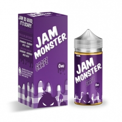 Grape Jam (Shortfill) - Jam Monster