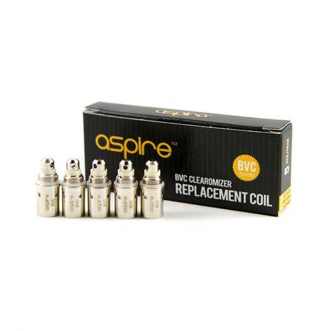 Aspire BVC  5-Pack