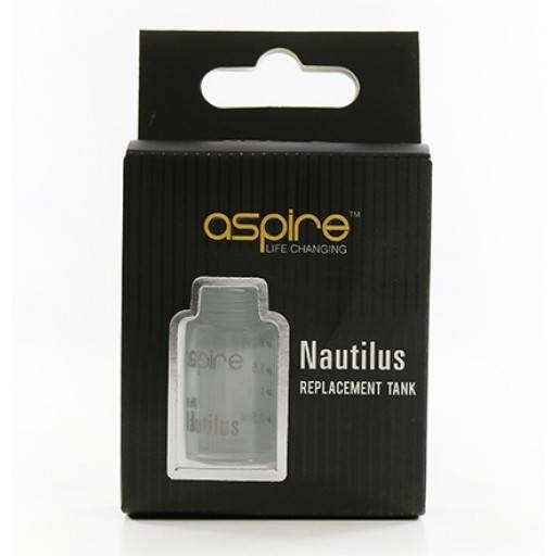 Nautilus Glass Tube